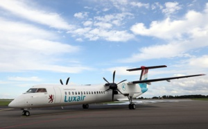 Luxembourg : Luxair dote sa flotte d'un 11e Bombardier Q400