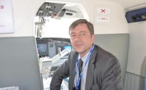 Hervé Pierret (Air Corsica) veut corser la desserte internationale de l'Île de Beauté