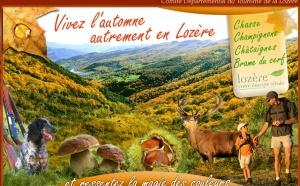 La Lozère lance une campagne ''L'automne autrement''
