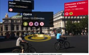 La réalité augmentée au service de l'expérience client