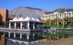 Taba : 180 agents de voyages à Petra avec Marmara
