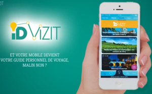 """IDVizit : l'application de création de circuits touristiques """"made in Champagne"""""""