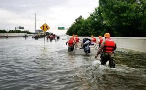 Tempête Harvey : les professionnels du tourisme sur le qui-vive