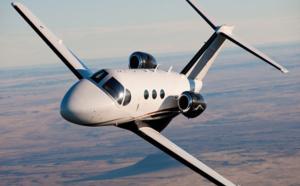 """Le jet privé devient aussi """"ubérisable"""" pour le voyage d'affaires"""
