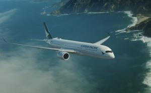Cathay Pacific ouvre 3 nouvelles destinations en Europe pour l'été 2018