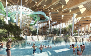 Villages Nature Paris : Pierre & Vacances-Center Parcs et Euro Disney ouvrent leur complexe