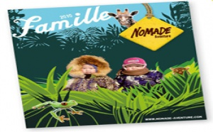 Nomade Aventure : 16 nouveautés dans la brochure famille