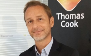 Thomas Cook France : Fabrice Rebecchi nouveau DRH
