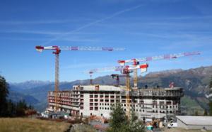 Arc 1600 : Club Med pose la première pierre de son futur resort Premium 4T