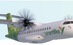 Irma : airantilles suspend ses vols sur Saint-Martin et Saint-Barthélémy jusqu'à nouvel ordre