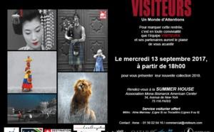 Collection 2018 : Visiteurs attend 150 agents de voyages à la Summer House