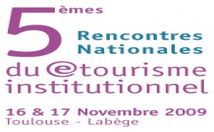 Rencontres du etourisme institutionnel : record de participants pour la 5ème édition