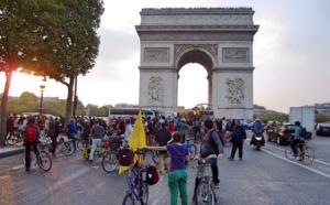 Journée sans voiture à Paris : pas d'autocars pour les touristes