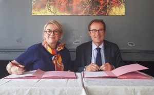 Coopération franco-allemande : Atout France et l'ONAT renouvellent leur contrat