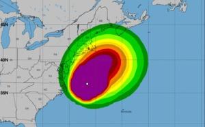 Ouragan Jose : la nouvelle Angleterre (USA) en alerte tempête tropicale