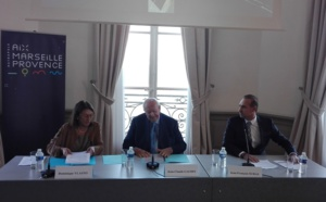 Marseille veut développer l'international