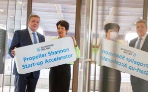 Propeller Shannon, un accélérateur de start-up irlandais, sélectionne ses nouvelles recrues
