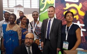 IFTM Top Resa : suivez la visite de J.-B. Lemoyne, secrétaire d'État, sur le salon (vidéo)