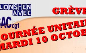 Contrôleurs aériens : appel à la grève de l'USAC-CGT pour le 10 octobre 2017