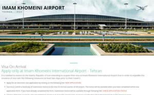 Iran : un site Internet pour accélérer la délivrance des visas
