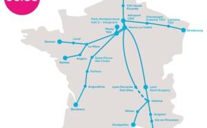 Ouigo ouvre les ventes au départ de Paris Montparnasse dès le 3 octobre 2017