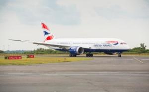 British Airways dote sa flotte d'un 25e Boeing Dreamliner