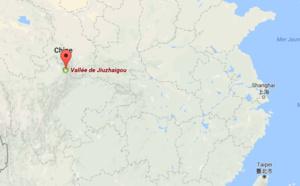 Séisme en Chine : le site touristique de Jiuzhaigou toujours fermé au public
