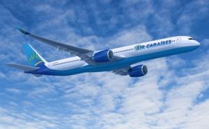 Air Caraïbes reprend ses vols entre Paris et Saint-Martin, dès le 28 octobre 2017