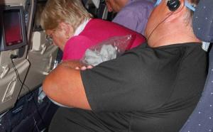 Air France : Les grands, les forts et... les insomniaques ne sont pas à la fête !