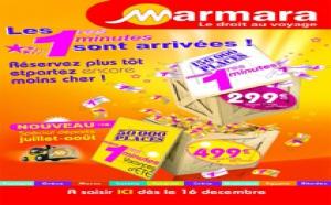 Marmara : nouveau des offres 1ères minutes pour partir cet été !