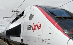 TGV Lyria réaménage plusieurs itinéraires à partir du 10 décembre