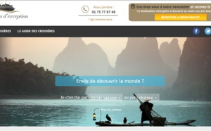 Croisières d'exception : un nouveau catalogue pour les agents de voyages