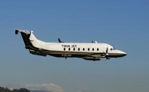 Twin Jet ouvre une ligne Lyon-Zurich