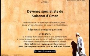Le Sultanat d'Oman lance son e-learning