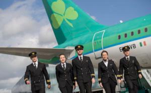 Aer Lingus recrute 100 pilotes d'ici le 29 octobre 2017