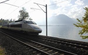 Nous avons testé pour vous le TGV Lyria sur Genève