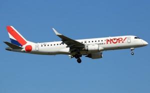 HOP! Air France lance une ligne Toulon - Paris Charles de Gaulle