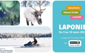 Selectour Passion Voyages affrète un charter vers la Laponie
