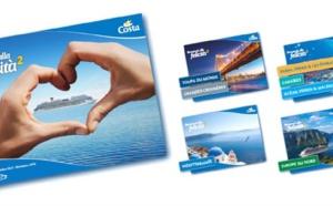 Costa sort 5 nouvelles brochures pour 2018