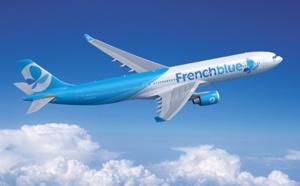 French blue lorgne sur la Polynésie
