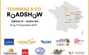 Nouvel itinéraire pour la 10e édition du TourMaG and Co RoadShow