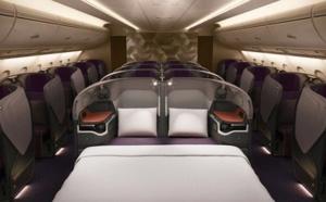 Singapore Airlines habille de luxe ses A380