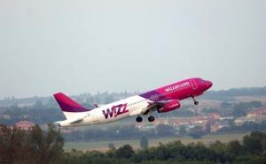 Wizz Air relie la France à la Géorgie