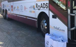 TourMaG and Co RoadShow est parti, direction Bourges puis Saint-Etienne