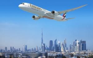 Emirates commande 40 Boeing 787-10 Dreamliner