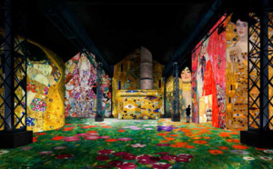 L'atelier des Lumières : Culturespaces duplique le concept des Carrières de Lumières à Paris