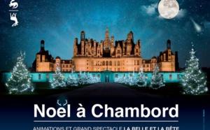 Chambord : Noël s'invite au château
