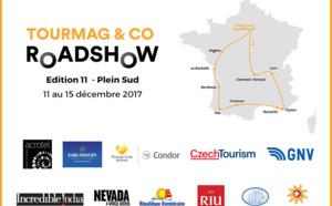 Condor décolle avec le TourMaG and Co RoadShow