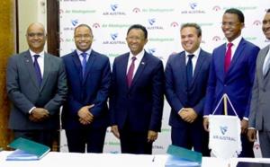 Air Madagascar nomme un nouveau Conseil d'administration