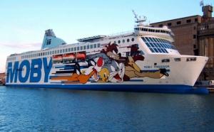 Moby Lines table sur 200 000 passagers sur sa nouvelle ligne Toulon/Bastia